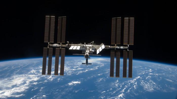 ISS (Kredit: NASA)